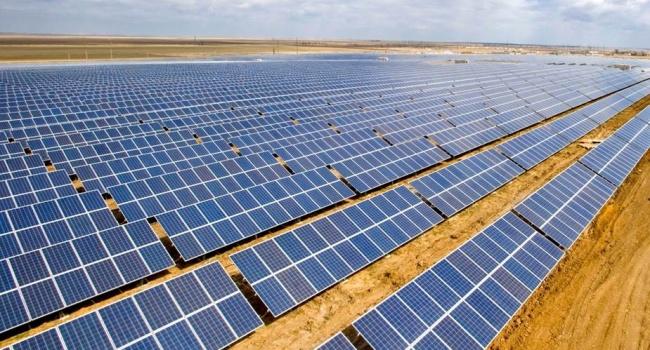 Вгосударстве Украина хотят построить крупнейшую солнечную электростанцию за $35 млн