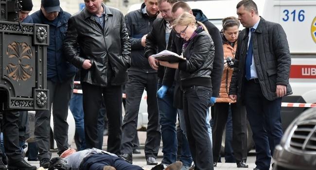 СМИ: убийство Вороненкова совпало с пожаром в Балаклее неспроста