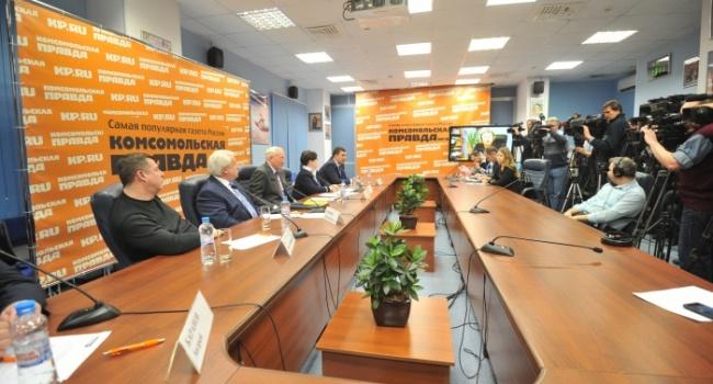 Украинский репортер Цимбалюк объявил освоем освобождении изотделения милиции