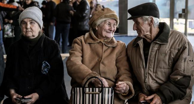 Вбюджете нехватило средств навыплаты украинцам— «Улучшение» пенсий