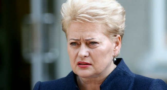 Лидер Литвы считает РФ угрозой для всего европейского союза