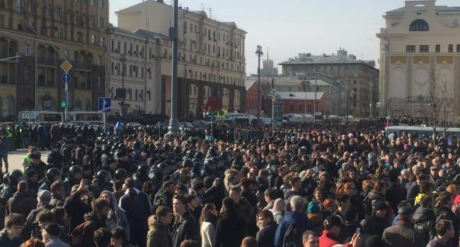 Манн: в России начинаются процессы, чрезвычайно опасные для Украины