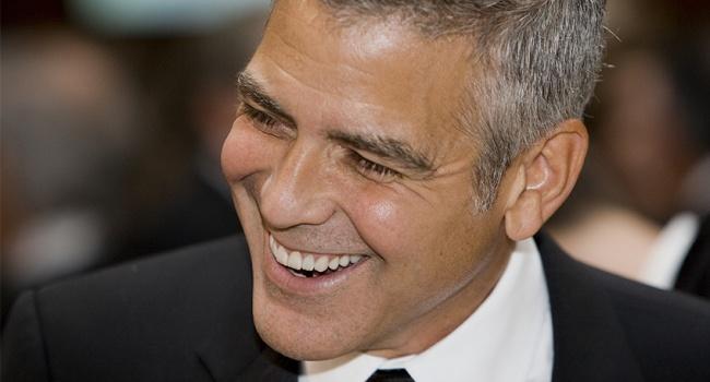 Джордж Клуни ввосторге отродительских навыков беременной супруги Амаль