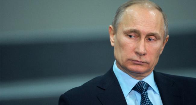 Слава Рабинович: Путин впервые за несколько лет был реально напуган