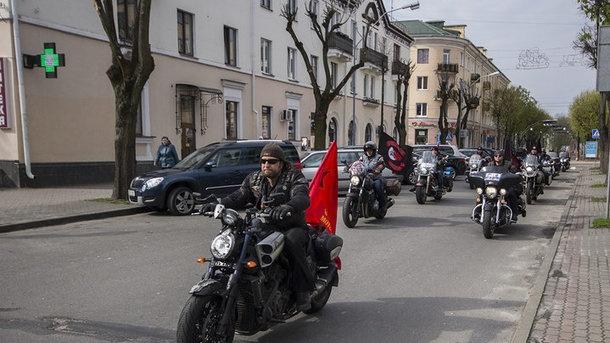 «Нічним вовкам» Путіна вдалося перетнути кордон з Польщею