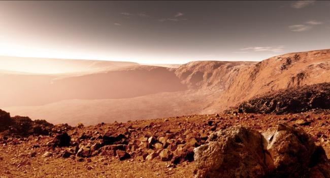 Ученые НАСА заявили о наличии живых существ на Марсе