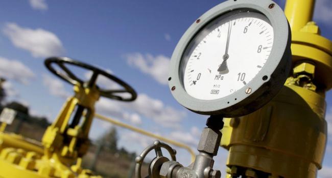 Украина затри месяца нарастила транзит газа на20%