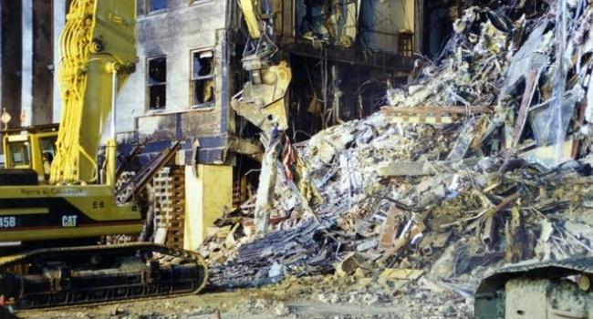 В сети появились неизвестные снимки теракта 11 сентября