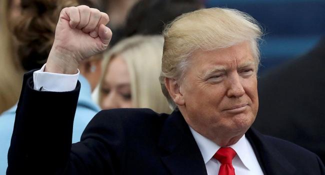 Трамп пояснил съезду цель удара поСирии