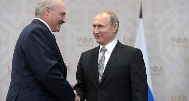 Вслед за Януковичем: Лукашенко берет миллиардный кредит у Путина