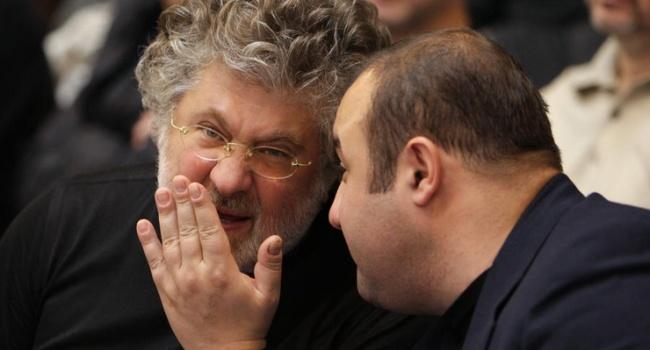 Блогер: Гонтарєву скинули – тепер святкуємо разом з Тарутою, Коломойським і Ахметовим