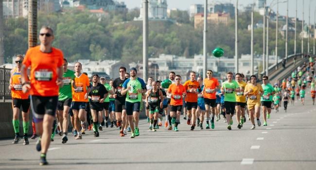 У Києві відбувся сьомий благодійний марафон