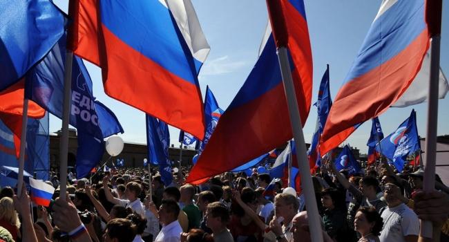 Достатньо казок: експерт порадив росіянам забути про свою «цивілізацію»
