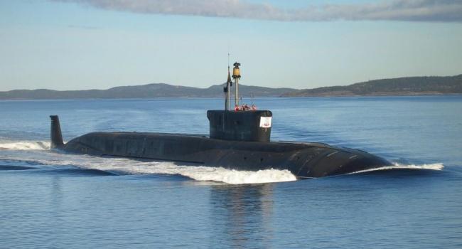 ВЛатвии награнице увидели русские подлодки икорабль