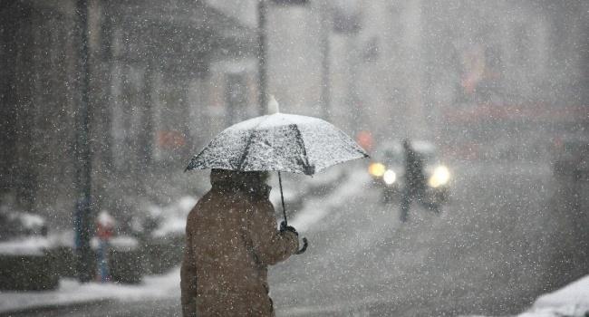 Потепление в Украинское государство  возвратится  с26апреля, апока снегопады иветер