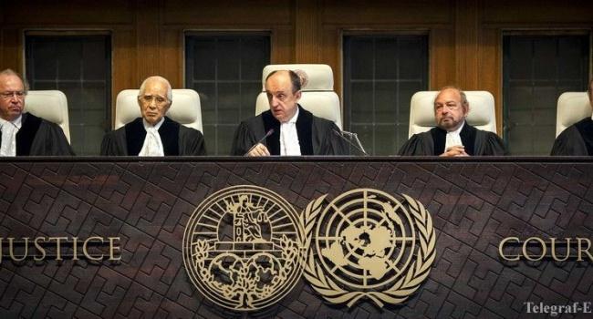 Політолог: Україні не варто розраховувати на диво в Гаазькому суді