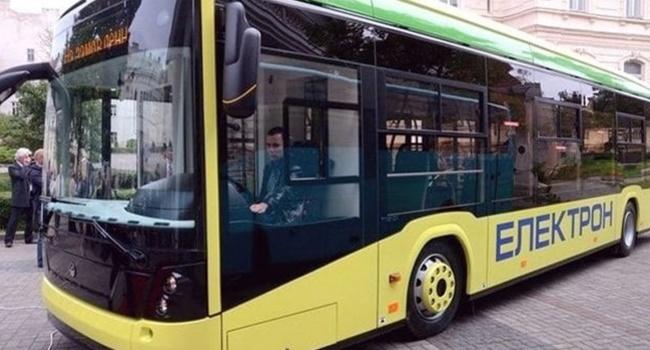 Власти Винницы сделали бесплатным проезд в транспорте в поминальные дни