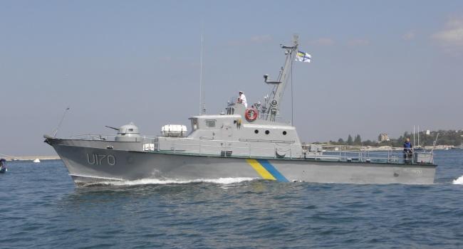 В Украине снимают кино о захвате Россией украинских кораблей в Крыму