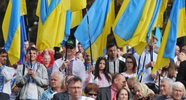 Этнические украинцы – сколько их сейчас в стране?