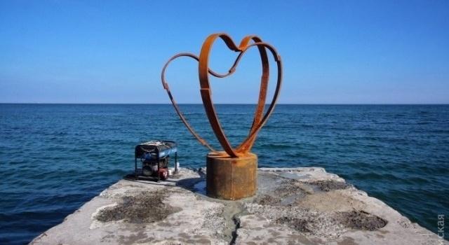 В Одессе появились необычные арт-объекты