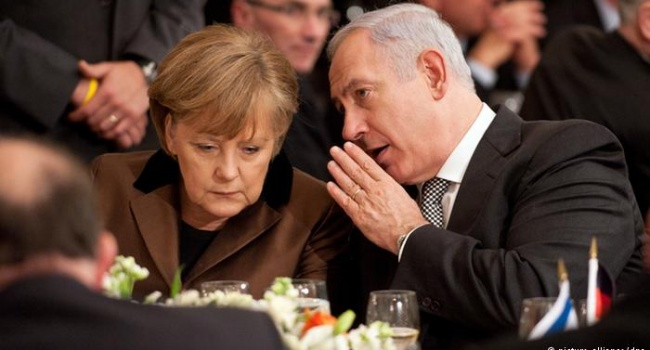 Нетаньяху отменил встречу сглавой МИД ФРГ