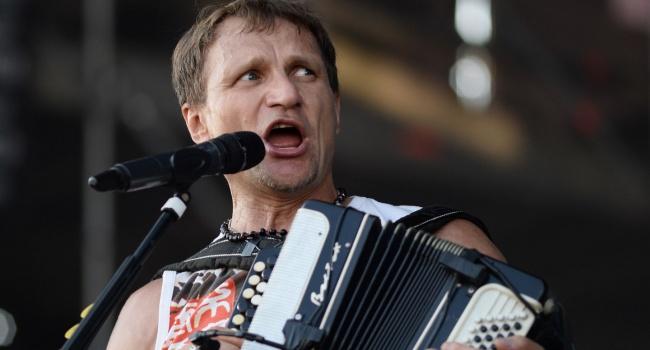 Одесские народные избранники передали Олегу Скрипке привет из«гетто»