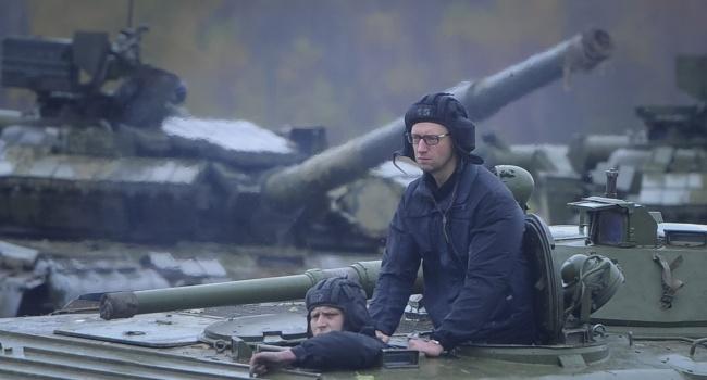 Яценюк причастен кпыткам ирасстрелам русских военных вЧечне— СКР