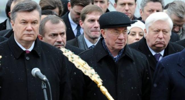 Блогер: русскоязычным согражданам нужно напомнить, что именно русскоязычная банда Януковича утопила страну в крови