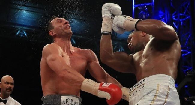 Поединок Кличко— Джошуа: английские СМИ опубликовали детали гонораров спортсменов