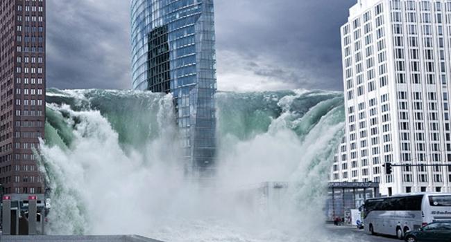 Ученые сообщили оприближении всемирного потопа— Земля вопасности