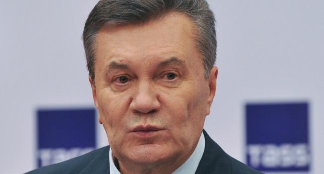 Блогер: независимо от того в розыске Янукович или нет, но житья ему нет и не будет