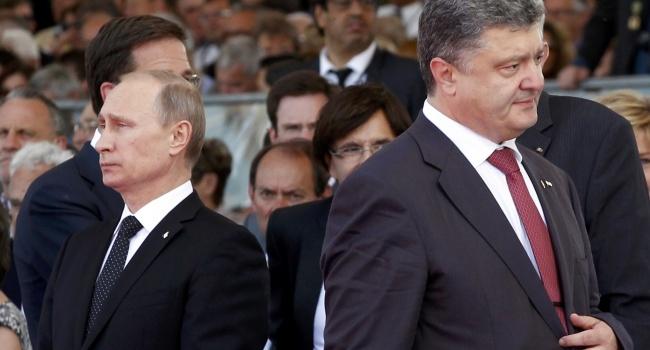 Названа дата предстоящей встречи Порошенко и В. Путина