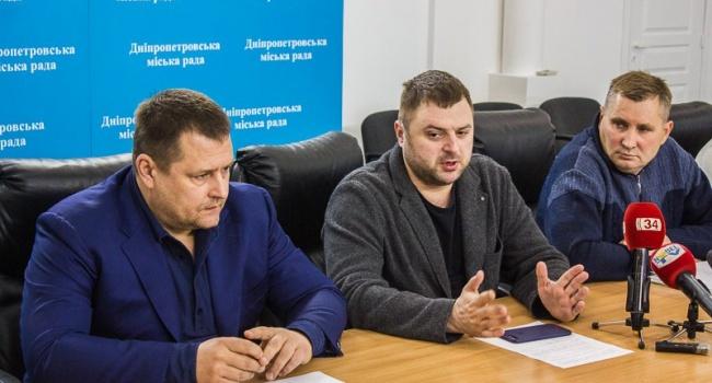 Патріотичним Дніпром керує колишній зек та активний член Партії регіонів у Криму