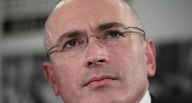 Ходорковський розповів про домовленість з Путіним щодо зміни влади