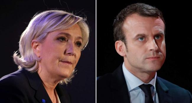 Во Франции продолжается второй тур президентских выборов: шансы кандидатов