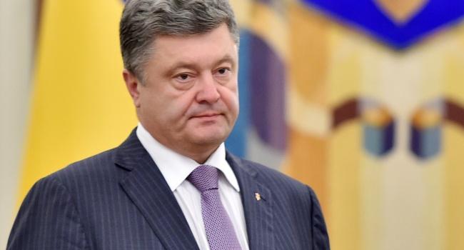 Порошенко привітав українців з початком «європейської весни»