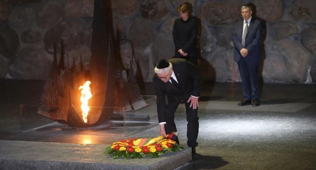 Коли майбутній президент Росії повторить вчинок Штайнмаєра – ми подумаємо про прощення, – блогер