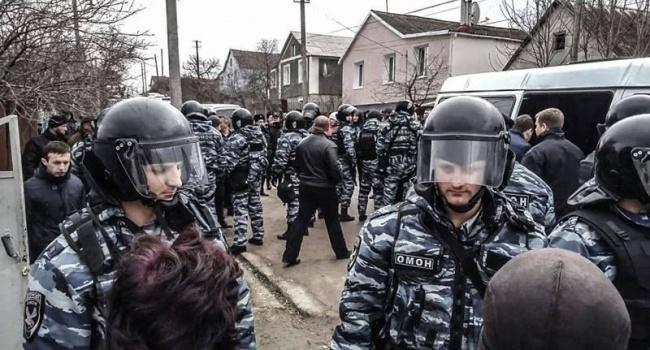 Відомо, що спричинило рейд по домівках кримських татар в Криму