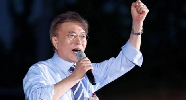 ВЮжной Корее стартовали досрочные выборы президента