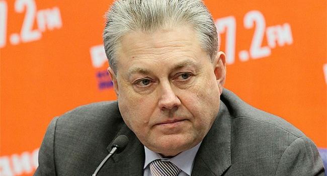 Ельченко призвал усилить давление на Россию