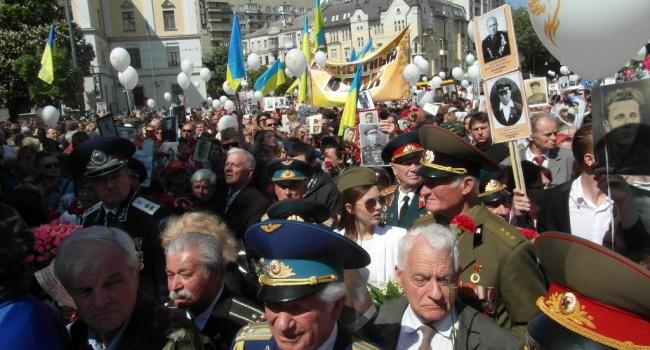 Блогер объяснил, почему 9 мая 2017-го в Днепре и Киеве прошли последние гастроли моложавых ветеранов НКВД-КГБ