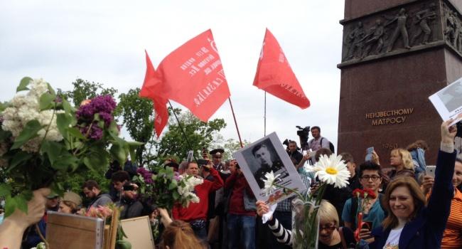 Штурм офісу ОУН уКиєві 9 травня був законним— Аваков
