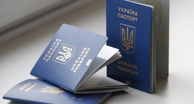 Картинки по запросу бум на біометричні паспорти