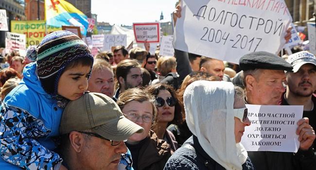 Москвичам плевать, что в Авдеевке погибло четыре гражданских человека, им куда важнее свои «хрущевки», - Бабченко
