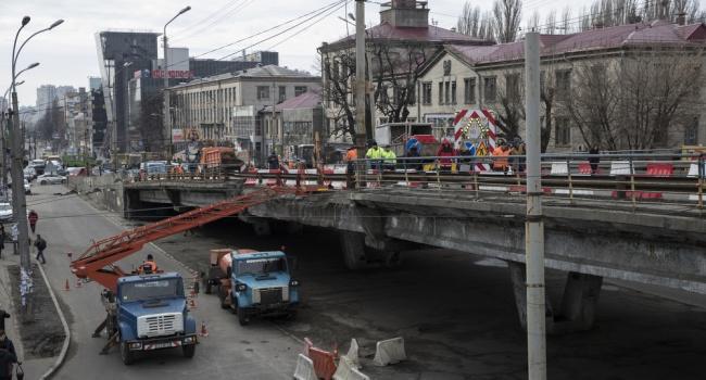 Україна домовилася зКитаєм про реконструкцію Шулявського шляхопроводу