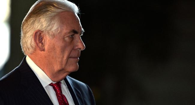 Тиллерсон: никакой перезагрузки отношений США и России уже не будет