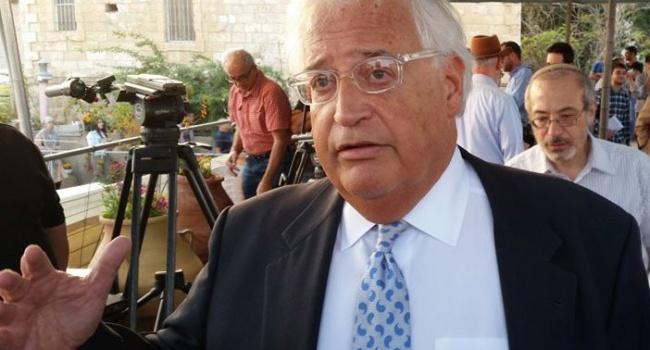Манн: США готовят Израилю «троянского коня»