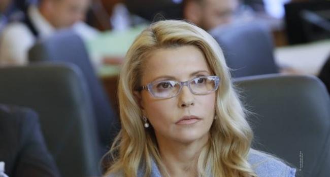 Експерт: Тимошенко найбільше зі всіх політиків робила все можливе, щоб українці не отримали безвіз