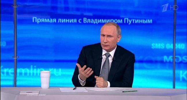 Блогер: Путина задавила жаба, что в Киеве все получилось без смрада от «русского духа»