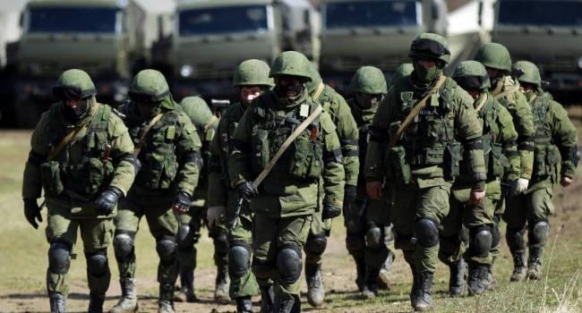 Держприкордонслужба: РФготує донаступу війська вокупованому Криму